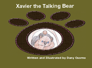 Xavier the Talking Bear