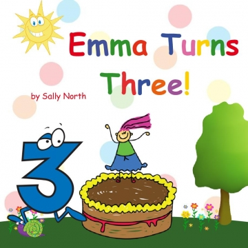 Emma Turns Three!