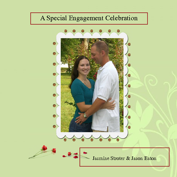A Special Engagement Celebration
