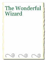 The Wonderful Wizard