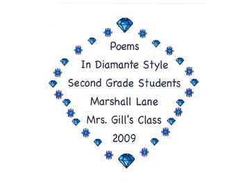 Poems in Diamante Style