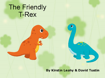 The Friendly T-Rex
