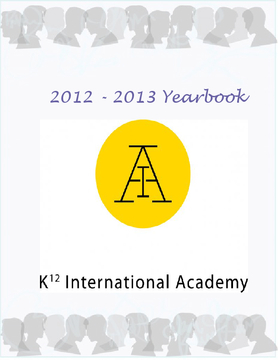 2012-2013 International Academy Yearbook