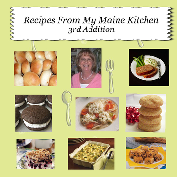Recipes From My Maine Kitchen