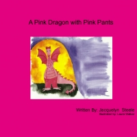 A Pink Dragon with Pink Pants