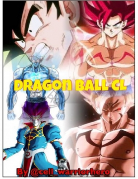 Dragon Ball CL: Issue #5
