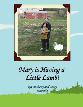 Mary's Having a Little Lamb!
