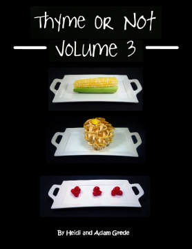 Thyme Or Not - Volume 3