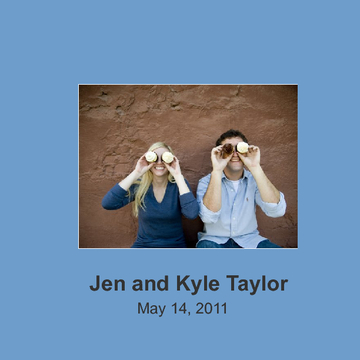 Jen and Kyle Taylor