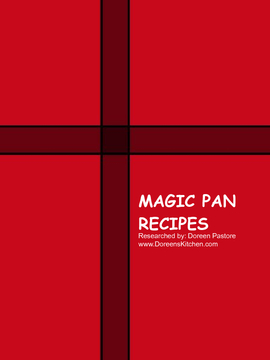 MAGIC PAN RECIPES