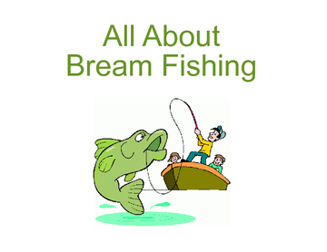 All About Bream
