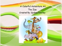 A Colorful Adventure At The Zoo