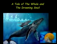 A Tale of The Whale and The Drowning Snail