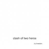 clash of two heros