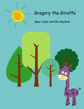 Gregory The Giraffe