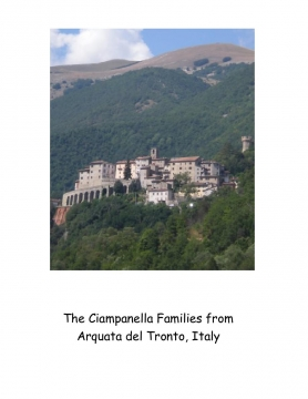The Ciampanella Families