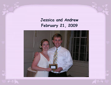 Jessica and Andrew's