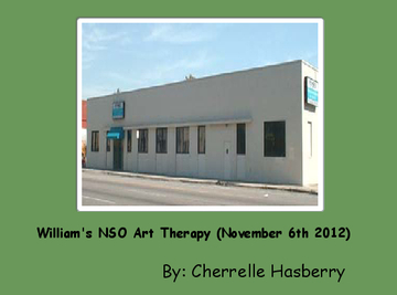 William's NSO Art Therapy (November 6th 2012)