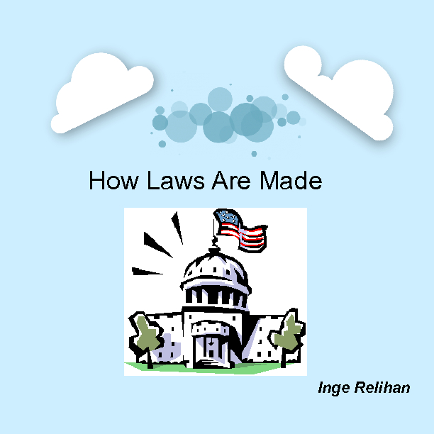 how laws are made A general distinction can be made between (a) civil law jurisdictions, in which a legislature or other central body codifies and consolidates their laws, and (b) common law systems, where judge-made precedent is accepted as binding law.