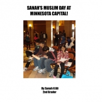 Sanah's Experience at the Muslim Day at the Hill