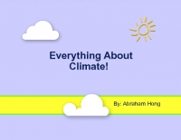 Everything About Climate!