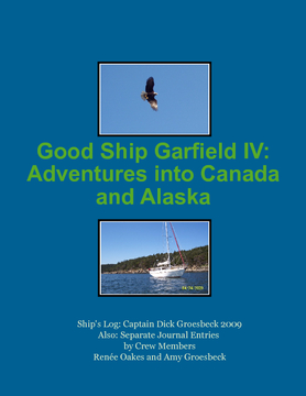 Good Ship Garfield IV Heads to Canada and Alaska