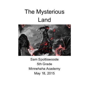 The Mysterious Land