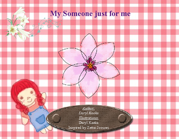 My Someone just for me
