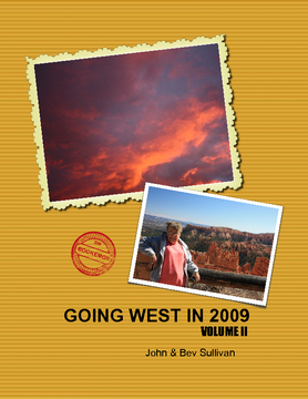 Going West in 2009