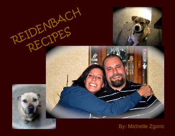 REIDENBACH RECIPES