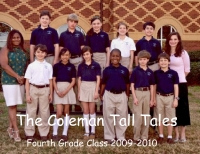 The Coleman Tall Tales
