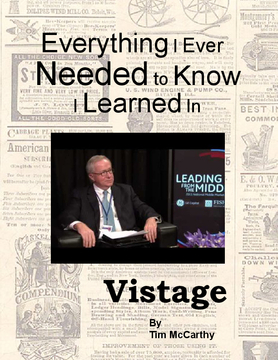 Everything I Ever Needed to Know I Learned In Vistage