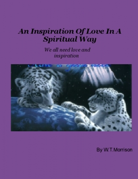 An Inspiration Of Love In A Spiritual Way