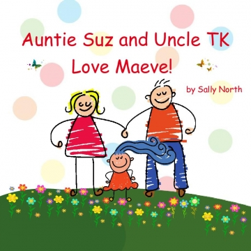 Auntie Suz and Uncle TK Love Maeve!