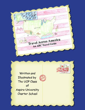 Travel America from A to Z