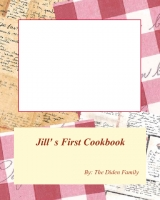 Jill's First Cookbook