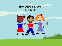 Hayden's New Friends