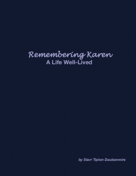 Remembering Karen