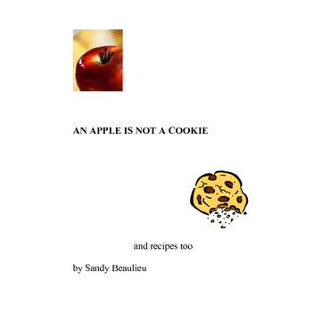 An Apple is not a Cookie