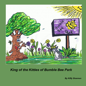 King of the Kitties of Bumble Bee Park
