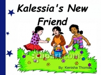 KALESSIA'S NEW FRIEND