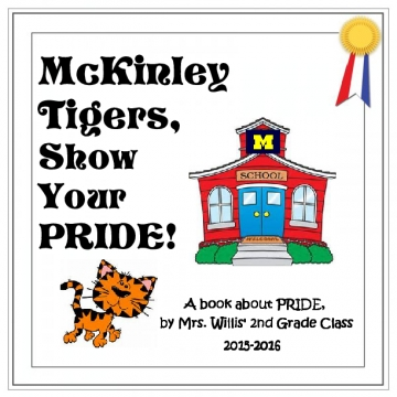 McKinley Tigers, Show Your PRIDE!