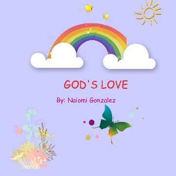 GOD'S LOVE edition 2