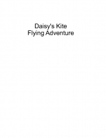 Daisy Kite Flying Adventure