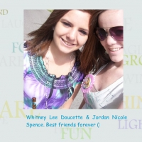 Best friends--forever! (: