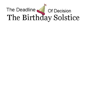 The Birthday Solstice