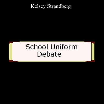 school uniform debate Todd demitchell has published a new book that explores the issue of public  school uniform requirements the challenges of mandating school.