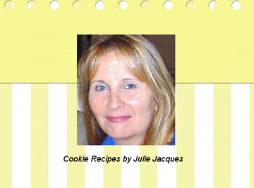 Cookies by Juile Jacques