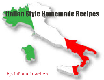Italian Style Homemade Recipes
