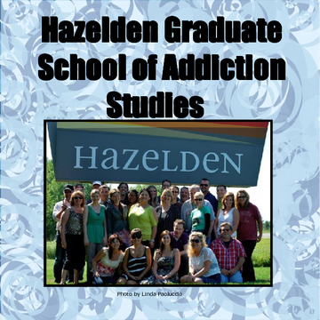 Hazelden Graduate School of Addiction Studies